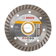 Bosch 9+1 Standard for Universal Turbo Elmas Kesme Diski 115 mm
