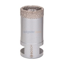 Bosch DrySpeed Best for Ceramic Kuru Elmas Delici - Seramik İçin 30x35 mm