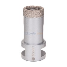 Bosch DrySpeed Best for Ceramic Kuru Elmas Delici - Seramik İçin 25x35 mm