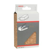 Bosch Mantar Zımpara Takozu 120x80 mm